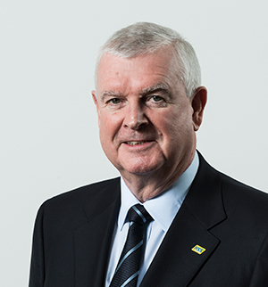 Alan Peterson (Non-Executive Chairman)