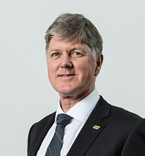 Douglas Robertson (Independent Non-Executive Director)