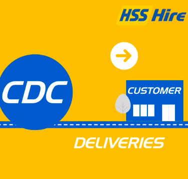 HSS Customer Distribution Centre Video