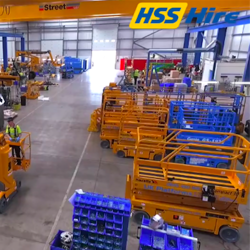 HSS Refurbishment Centre Video